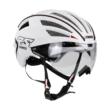 CASCO SPEEDairo 2 RS WHITE Kerékpáros Bukósisak 2021
