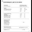 CUBE REACTION HYBRID ONE 500 27,5 Férfi Elektromos MTB Kerékpár 2020 - Több Színben