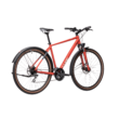 "CUBE NATURE ALLROAD RED´N´GREY 28"" 2021"