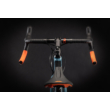 "CUBE NUROAD RACE GREYBLUE´N´ORANGE 28"" 2021"