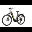 CUBE KATHMANDU HYBRID EXC 625 EASY ENTRY teak´n´green Unisex Elektromos Trekking Kerékpár 2021