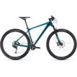 CUBE REACTION SL DARKBLUE´N´MINT 2018 29 Férfi MTB Kerékpár