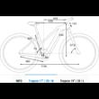 CUBE REACTION HYBRID SL 750 29 TRAPÉZ BLACK´N´METAL Női Elektromos MTB Kerékpár 2022