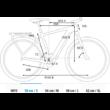 CUBE TOURING HYBRID ONE 500 GREY´N´BLUE Férfi Elektromos Trekking Kerékpár 2022