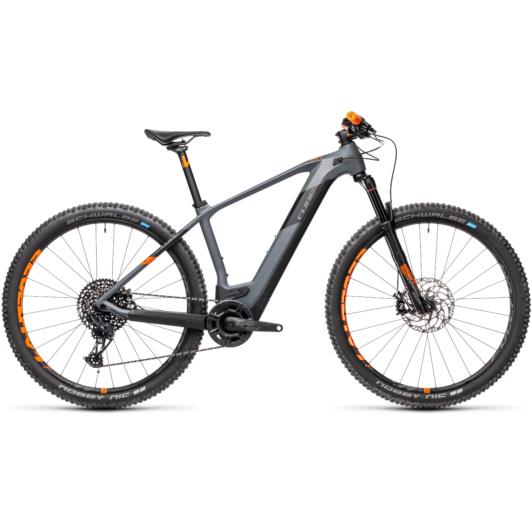 Cube Elite Hybrid C:62 RACE 625 29 grey´n´orange Férfi Elektromos MTB Kerékpár 2021