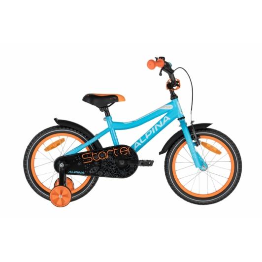 ALPINA STARTER blue orange 2021