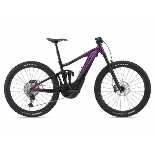 """Giant Liv Intrigue X E+ 1 27.5"""" 2021 Női elektromos összteleszkópos kerékpár"""