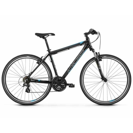 KROSS EVADO 2.0 M black / blue 2021