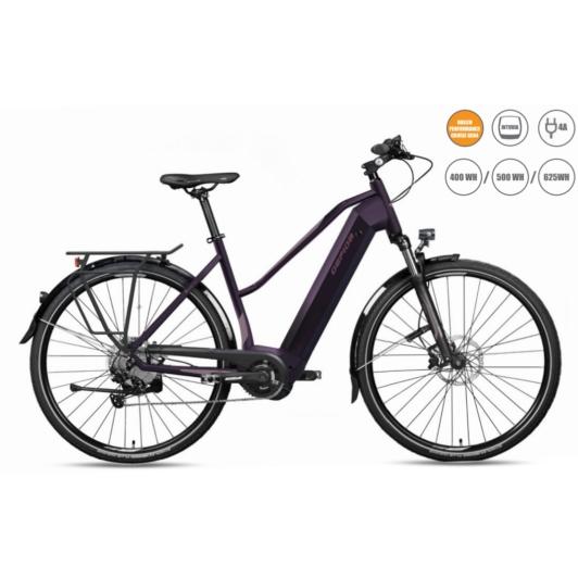 Gepida Alboin Curve TR XT10 500 2021 elektromos kerékpár