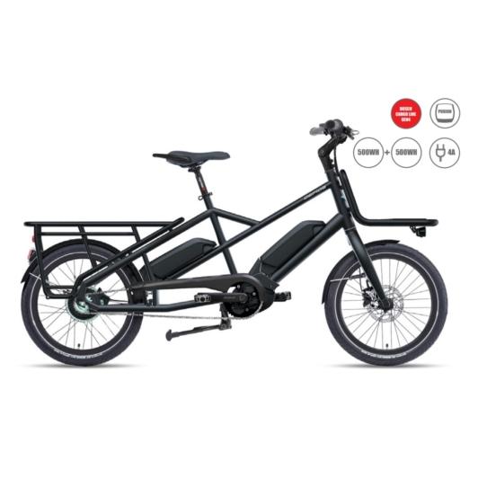 Gepida Cargo City 500+500 2021 elektromos kerékpár