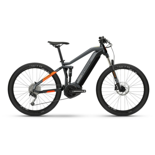 """Haibike Fullseven 4 27.5"""" 2021 Férfi elektromos összteleszkópos kerékpár"""