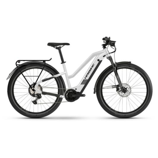 Haibike Trekking 8 TRAPÉZ Női Elektromos Trekking Kerékpár 2021