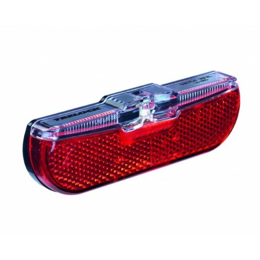 Trelock LS 613 Duo Flat hátsó lámpa dinamóhoz