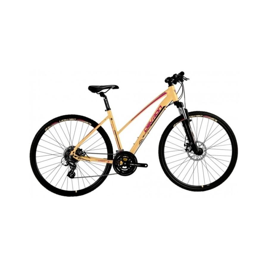Devron Urbio Lady LK2.8 Cross Trekking Kerékpár