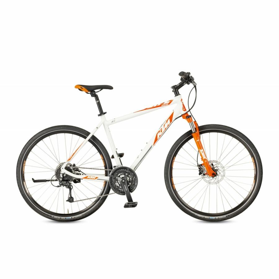 KTM LIFE ROAD 27 Disc H 2017 Cross Trekking Kerékpár