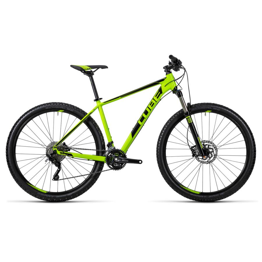 """Cube Attention SL 2016 29"""" MTB Kerékpár"""