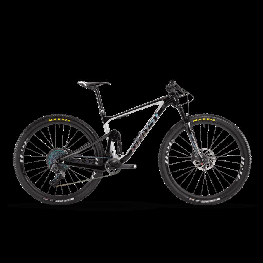 GHOST Lector FS World Cup Férfi Összteleszkópos MTB Kerékpár 2021