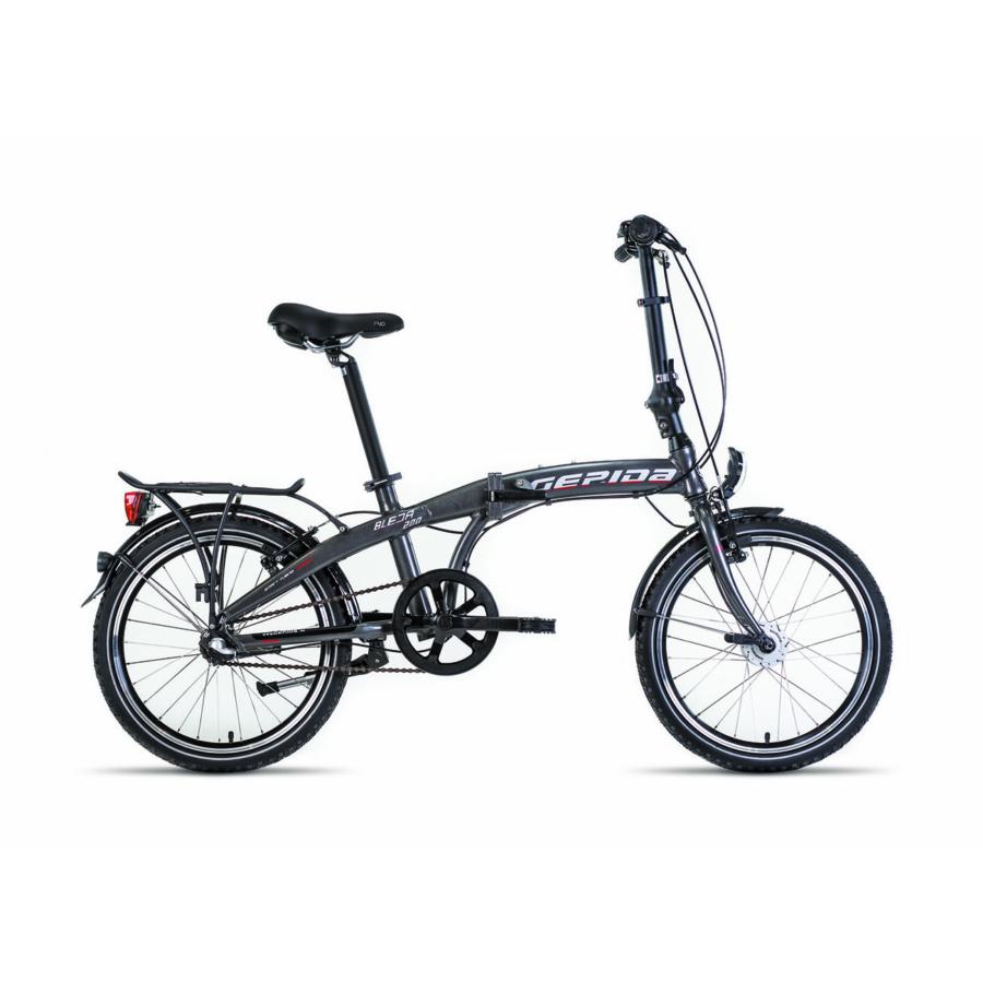 """Gepida BLEDA 200 20"""" 2019 férfi kerékpár"""