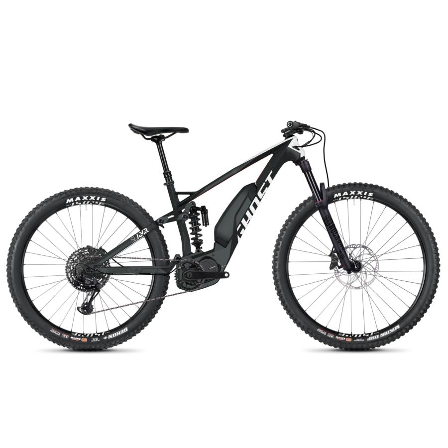 "Ghost Hybride SLAMR S4.7+ LC Férfi Elektromos 29"" Allmountain MTB kerékpár - 2020 - E-BIKE"