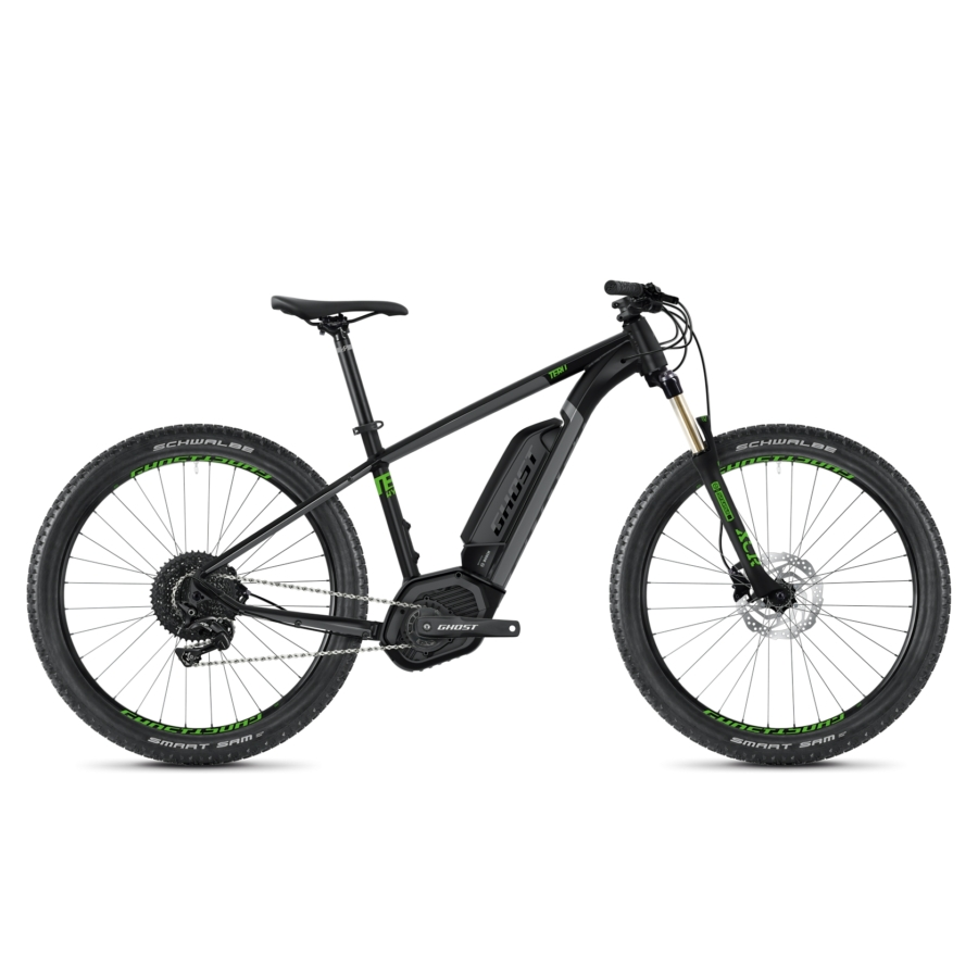 "Ghost Hybride Teru B4.7+ AL U Férfi Elektromos MTB 27,5"" kerékpár - 2020 - E-BIKE"