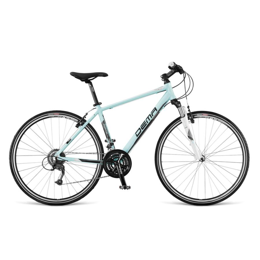 Dema Porto 7.0 2016 Ajándék kilométeróra, kulacs+ kulacstartó, Cross Trekking Kerékpár