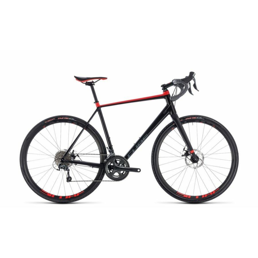 CUBE NUROAD 2018 Cyclocross Kerékpár