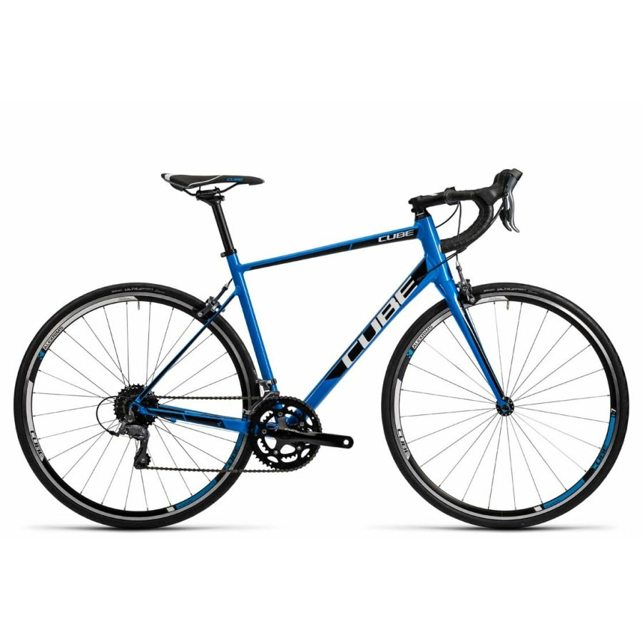 Cube Attain blue´n´black 2016 Országúti kerékpár