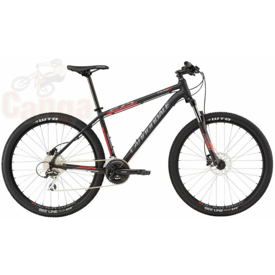 CANNONDALE TRAIL 6 29 2016