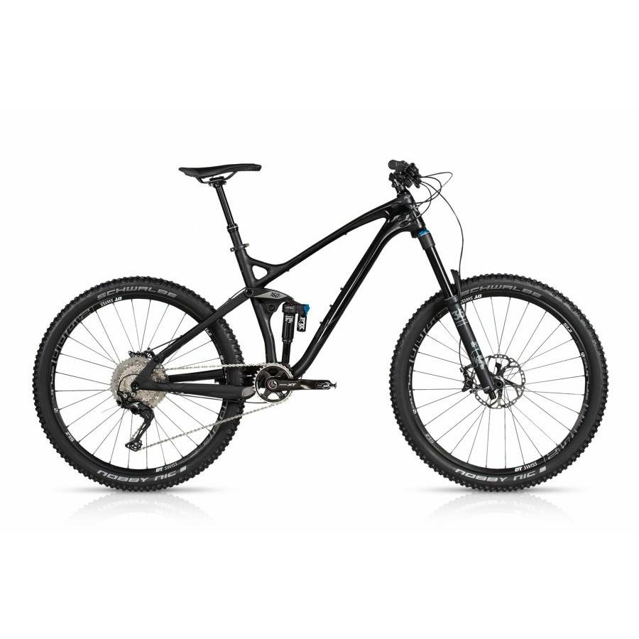 """Kellys Eraser 90 2017 27,5"""" Összteleszkópos MTB Kerékpár"""