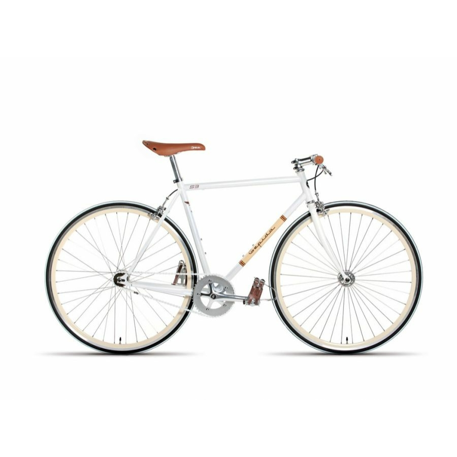 Gepida S3 Single Speed 2018 Fixi Kerékpár