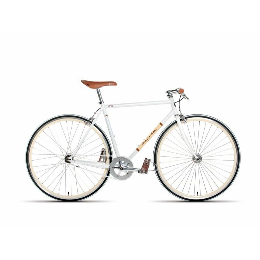 Gepida S3 Single Speed 2019 Fixi Kerékpár