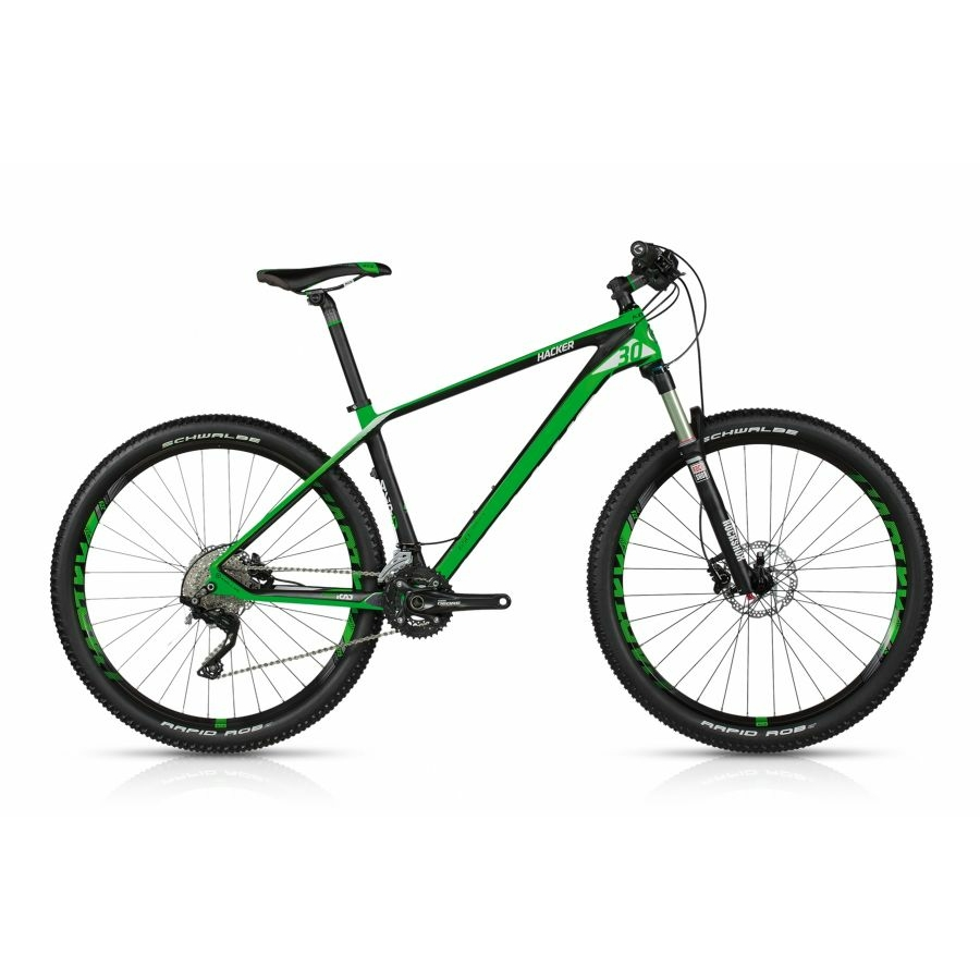"""Kellys Hacker 30 2017 27,5"""" MTB Kerékpár"""