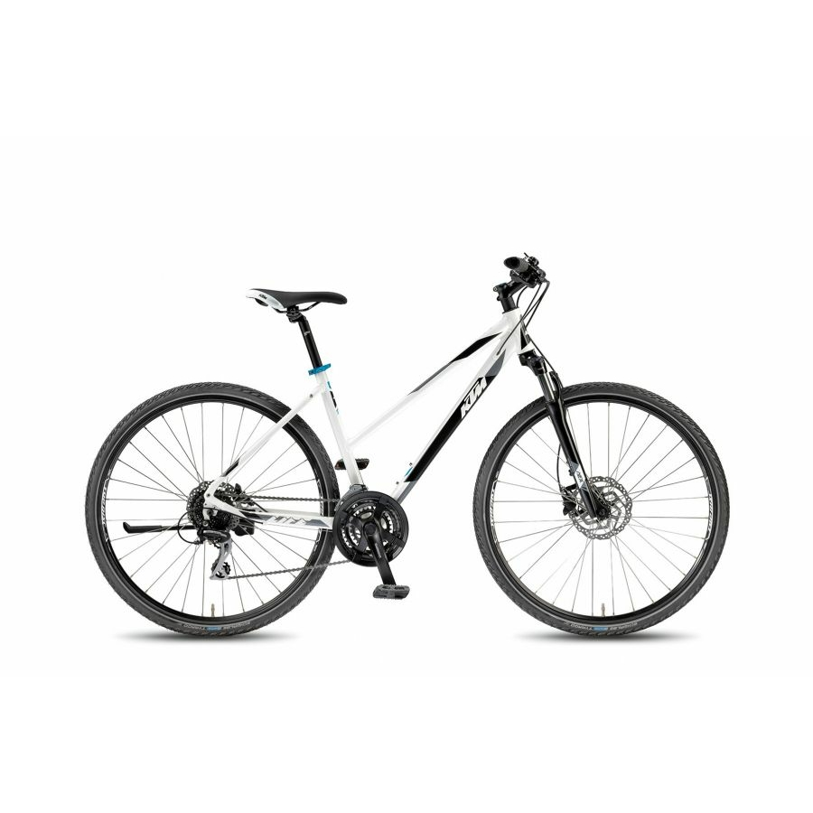 KTM Life Track 24 Disc 2018 Férfi és Női modellek, Cross Trekking Kerékpár