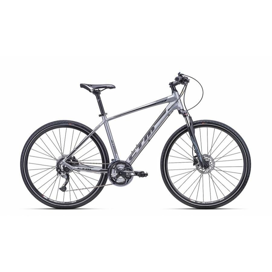 CTM STARK 1.0 2018 Cross Trekking Kerékpár