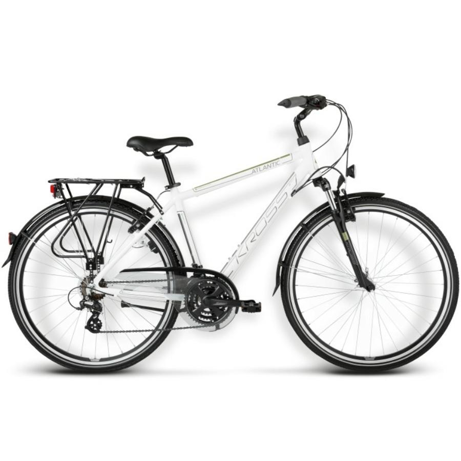 KROSS TRANS ATLANTIC - Több színben, és méretben Trekking Kerékpár