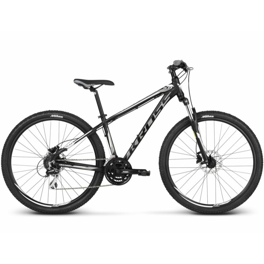 """Kross Hexagon 5.0 27.5"""" 2018 MTB Kerékpár"""