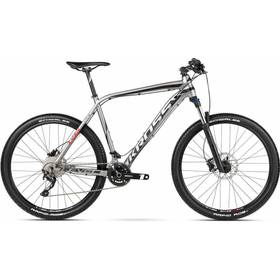 """Kross Level R6 2017 27,5"""" MTB Kerékpár"""