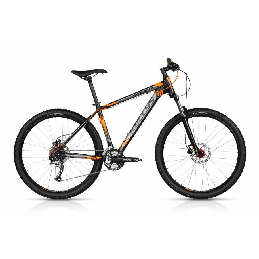 Kellys Spider 30 2017 kerékpár