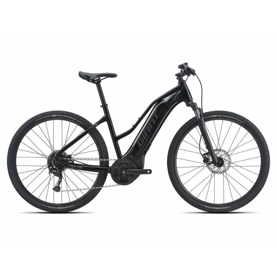 Giant Roam E+ STA 2021 Női elektromos cross trekking kerékpár